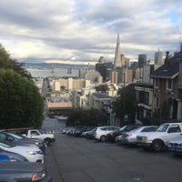 Photo taken at Russian Hill by Dmitry K. on 1/13/2017