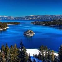 Photo taken at Lake Tahoe, NV by Damian S. on 1/25/2014