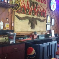 Photo taken at Hayward's Pit Bar-B-Que by Arianna S. on 5/16/2014