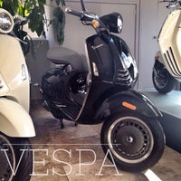 Photo taken at Vespa Queens by Joseph D. on 7/28/2014