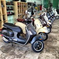 Photo taken at Vespa Queens by Joseph D. on 5/29/2013