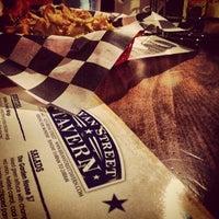 Photo taken at Bryan Street Tavern by Thad D. on 9/14/2012