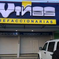 Photo taken at Viñas Autopartes by Fernando on 5/19/2014