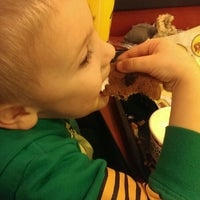 Photo taken at Moe's Southwest Grill by Amanda I. on 3/16/2015