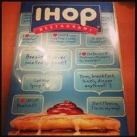 Photo taken at IHOP by Dimitri R. on 2/26/2014