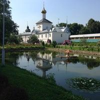 Photo taken at Свято-Введенский Толгский женский монастырь by Elena U. on 7/4/2013