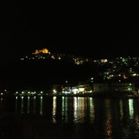 Photo taken at Yacht Cafe-Bar by Nikos M. on 8/21/2013