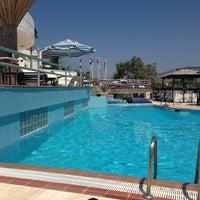 Photo taken at Portofino Hotel & Beach by Gokdeniz I. on 8/11/2013