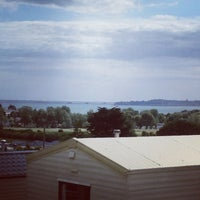 Photo taken at Seaview Holiday Park - Haven by Meryl R. on 6/25/2013