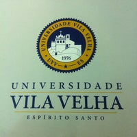 Photo taken at UVV - Universidade Vila Velha by Eduardo A. on 6/5/2013