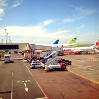 Photo taken at Gate 4 by Nimaz A. on 5/13/2014