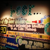 Photo taken at Blue Rock Pizza &Tap by Betsi D. on 10/21/2012