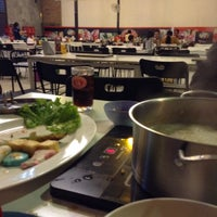 Photo taken at The Shabu Buffet by Bombam W. on 11/17/2014