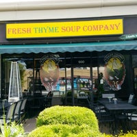 Photo taken at Fresh Thyme Soup Company by Riane . on 4/18/2017
