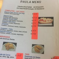 Photo taken at Paulas Chilean Cuisine by Evelin C. on 7/16/2017