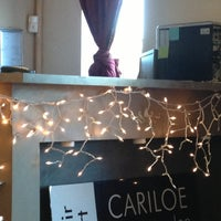 Photo taken at Cariloe Concept Salon by Lollie S. on 12/22/2012