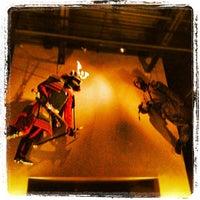 Photo taken at Mikato Japanese Steakhouse by Ian E. on 11/30/2012