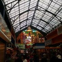 Photo taken at Mercado de Atarazanas by Manuel t. on 3/12/2013
