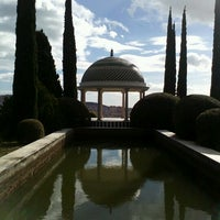 Photo taken at Jardín Botánico La Concepción by Manuel t. on 1/20/2013