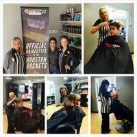 Sport Clips Haircuts of Sawdust Rd