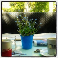 Photo taken at Caffe bar Giardino by Anton S. on 4/28/2013