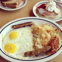 Photo taken at IHOP by Mariana S. on 6/3/2013