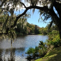 Photo taken at Middleton Place by Nick P. on 10/28/2012