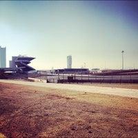 Photo taken at Dubai Autodrome by Aleksandar D. on 10/11/2012