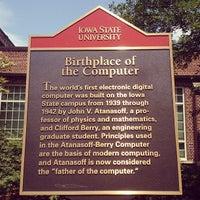 Photo taken at Iowa State University by Jordan B. on 7/10/2013