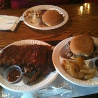 Photo taken at Jack's Bar-B-Que by Robert A. on 10/19/2012