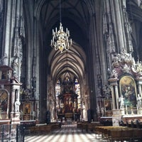 Photo taken at St. Stephen's Cathedral by ValeriYA on 7/21/2013