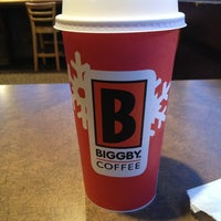 Photo taken at Biggby Coffee by Ryan U. on 1/13/2013