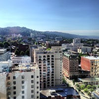 Photo taken at Hilton Portland & Executive Tower by Adam R. on 7/11/2013