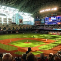 Photo taken at Minute Maid Park by Adam R. on 6/15/2013