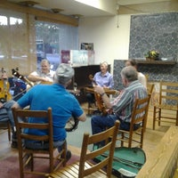 Photo taken at Galax Old Time Fiddlers Convention by Anthony D. on 10/3/2014