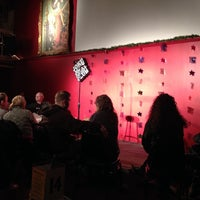 Photo taken at Joke Joint Comedy Club by Jack S. on 1/1/2014