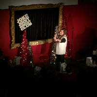 Photo taken at Joke Joint Comedy Club by Jack S. on 1/1/2016