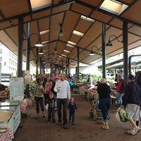 Photo taken at St. Paul Farmers' Market by Jack S. on 7/28/2013
