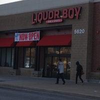 Photo taken at Liquor Boy by Jack S. on 11/28/2012