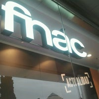 Photo taken at Fnac by Luis C. on 10/20/2012