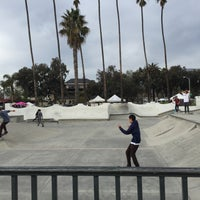 Photo taken at Skater's Point by Rika P. on 1/17/2016
