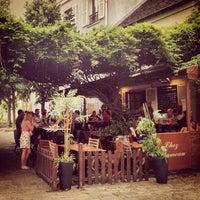 Photo taken at Chez Plumeau by Patrick C. on 7/30/2013