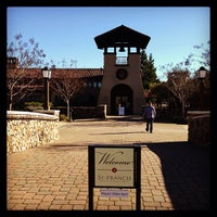Photo taken at St. Francis Winery & Vineyards by laura h. on 12/27/2012