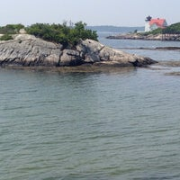 Photo taken at Hendricks Head Beach by laura h. on 7/26/2014