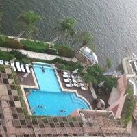 Photo taken at So Spa at Sofitel Cairo El Gezirah by 7:59pm on 6/6/2013