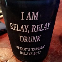 Photo taken at Peggy's Tavern by Jaime N. on 4/28/2017