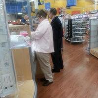 Photo taken at Walmart Supercenter by Mark O. on 3/14/2013