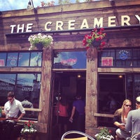 Photo taken at The Creamery by Valentina R. on 7/11/2013
