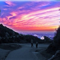 Photo taken at Runyon Canyon Park by Matt W. on 5/9/2013