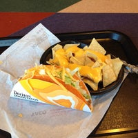Photo taken at Taco Bell by Jonathan V. on 10/30/2012
